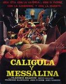 Caligula et Messaline - Spanish Movie Poster (xs thumbnail)