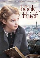 The Book Thief - DVD movie cover (xs thumbnail)