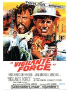 Vigilante Force - Belgian Movie Poster (xs thumbnail)