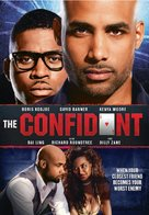 The Confidant - DVD cover (xs thumbnail)