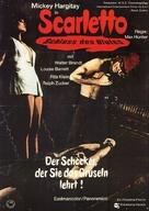 Il boia scarlatto - German Movie Poster (xs thumbnail)