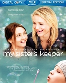 My Sister's Keeper - Blu-Ray movie cover (xs thumbnail)
