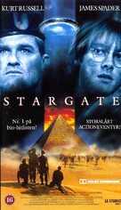 Stargate - Danish VHS cover (xs thumbnail)