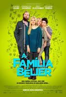 La famille Bélier - Brazilian Movie Poster (xs thumbnail)