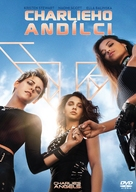 Charlie's Angels - Czech DVD movie cover (xs thumbnail)