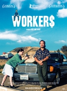 Workers - French Movie Poster (xs thumbnail)