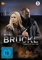 """Bron/Broen"" - German DVD movie cover (xs thumbnail)"