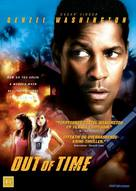 Out Of Time - Danish DVD movie cover (xs thumbnail)