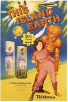 This Island Earth - Movie Poster (xs thumbnail)