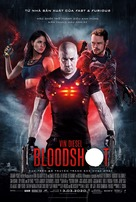 Bloodshot - Vietnamese Movie Poster (xs thumbnail)