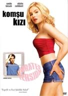 The Girl Next Door - Turkish DVD cover (xs thumbnail)