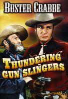 Thundering Gun Slingers - DVD movie cover (xs thumbnail)