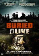 Buried Alive - Swedish Movie Cover (xs thumbnail)