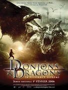 Dungeons And Dragons 2 - French Movie Poster (xs thumbnail)