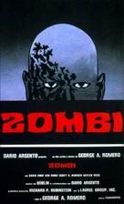 Dawn of the Dead - Italian VHS movie cover (xs thumbnail)