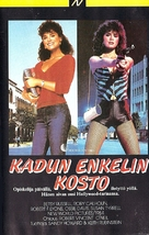 Avenging Angel - Finnish VHS movie cover (xs thumbnail)
