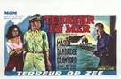 The Decks Ran Red - Belgian Movie Poster (xs thumbnail)