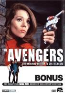"""""""The Avengers"""" - DVD cover (xs thumbnail)"""
