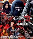 Ninja: Shadow of a Tear - Singaporean DVD cover (xs thumbnail)