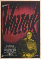 Wozzeck - German Movie Poster (xs thumbnail)