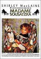 Madame Sousatzka - French poster (xs thumbnail)