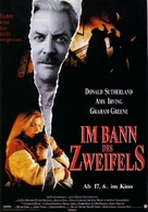 Benefit of the Doubt - German Movie Poster (xs thumbnail)
