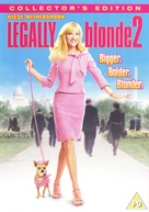 Legally Blonde 2: Red, White & Blonde - Movie Cover (xs thumbnail)