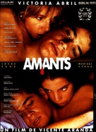 Amantes - French Movie Poster (xs thumbnail)