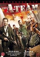 The A-Team - Danish Movie Cover (xs thumbnail)