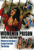 Diario segreto da un carcere femminile - DVD cover (xs thumbnail)