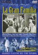 La gran familia - Spanish Movie Cover (xs thumbnail)