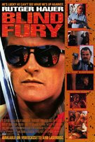 Blind Fury - Video release movie poster (xs thumbnail)