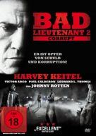 Copkiller (l'assassino dei poliziotti) - German DVD cover (xs thumbnail)