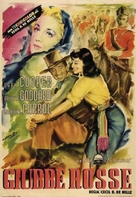 North West Mounted Police - Italian Movie Poster (xs thumbnail)