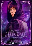 Abigail - Movie Poster (xs thumbnail)