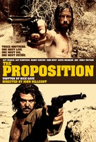 The Proposition - DVD cover (xs thumbnail)