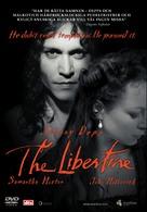 The Libertine - Swedish DVD movie cover (xs thumbnail)