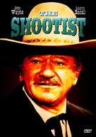 The Shootist - DVD cover (xs thumbnail)