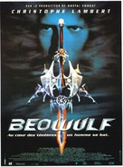 Beowulf - French Movie Poster (xs thumbnail)
