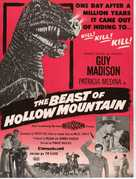 The Beast of Hollow Mountain - British Movie Poster (xs thumbnail)