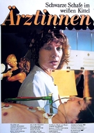 Ärztinnen - German Movie Poster (xs thumbnail)
