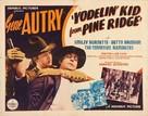 Yodelin' Kid from Pine Ridge - Movie Poster (xs thumbnail)