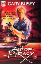 Act of Piracy - British Movie Cover (xs thumbnail)