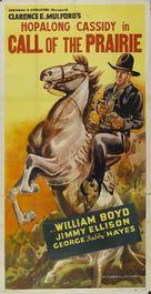 Call of the Prairie - Movie Poster (xs thumbnail)