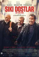 Last Flag Flying - Turkish Movie Poster (xs thumbnail)