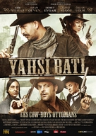 Yahsi bati - French Movie Poster (xs thumbnail)