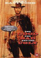 Il buono, il brutto, il cattivo - British DVD movie cover (xs thumbnail)