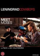 Leningrad Cowboys Meet Moses - Danish DVD cover (xs thumbnail)