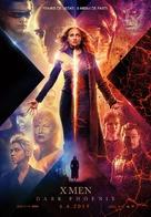 X-Men: Dark Phoenix - Croatian Movie Poster (xs thumbnail)