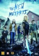 The New Mutants - Danish DVD movie cover (xs thumbnail)